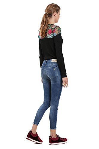 donna 18 Michelle wwdd04 jeans w29 Desigual Denim 5TR1xtwqRn