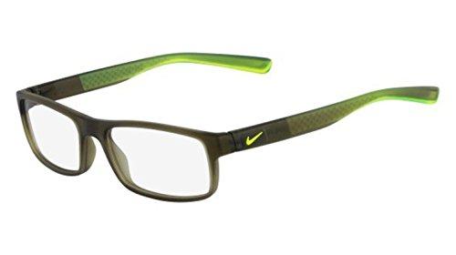 Eyeglasses NIKE 7090 320 MAT CRYSTAL CARGO KHA/CRYS - Prescription Glasses Nike