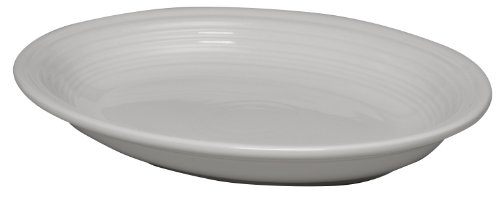Fiesta 11-5/8-Inch Oval Platter, White