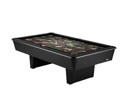 Amazoncom Mizerak Traditions M Foot Slate Billiard Table Camo - Mizerak outdoor pool table