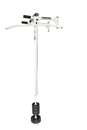 Home Gym Dynamics Pull UP Bar with Anti Swing TOP Pulley