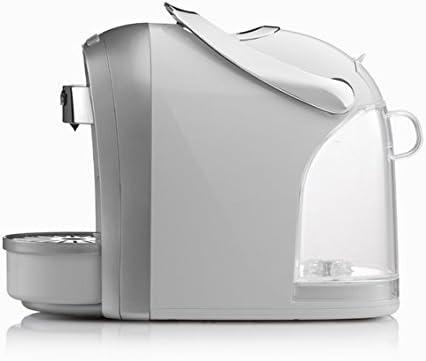 Caffitaly Cafetera System Corona S16 Color Blanco y Plateado ...