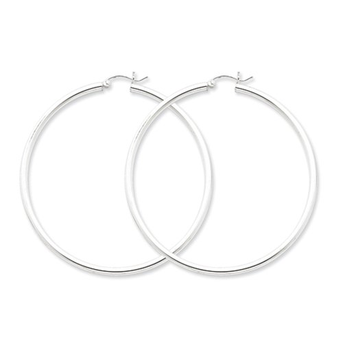 2.5mm, Sterling Silver, Extra