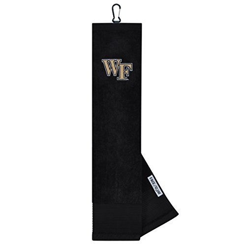 (Wake Forest Demon Deacons Face/Club Embroidered)