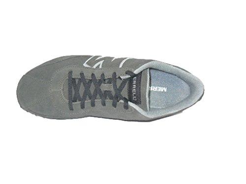 Merrel Sneaker Hombre Sprint Blast Vert Foce ( Verde) gris