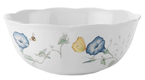 Lenox Small Bowl - Lenox Butterfly Meadow Small Serving Bowl