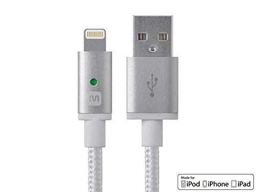 Monoprice Certified Lightning Charge iPhone product image