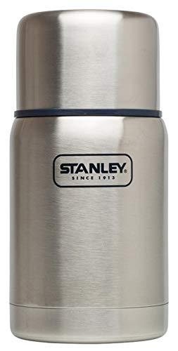 (Stanley Adventure Vacuum Food Jar, Stainless Steel, 24)
