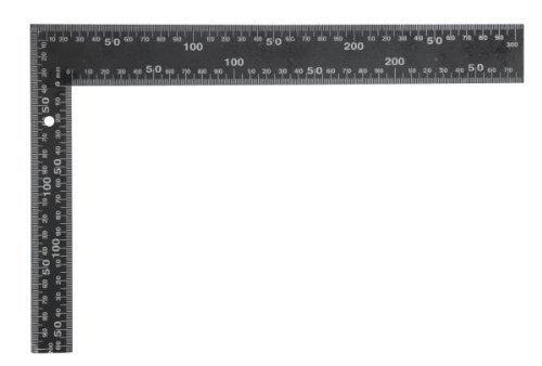 Vorel 18200-versuchen, Stahl, 600x 400mm schwarz quadratisch