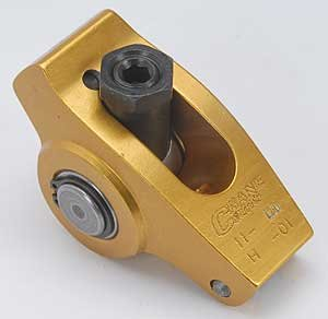 Gold Race Extruded Rocker - Crane 11765L1 Gold Race Extruded Rocker Arm