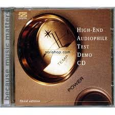High-End Audiophile Test Demo CD - 3rd Edition by STS