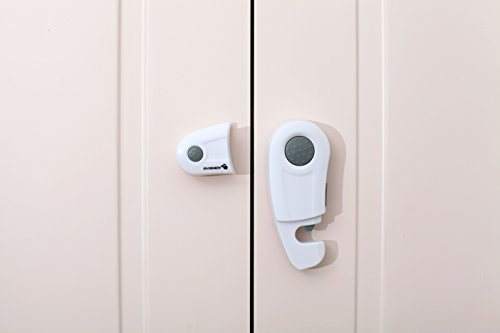 Easy To Install Door Locks Without Tools : Child safety locks with m adhesive pack free bonus
