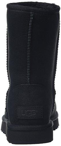 Ii UGG para Mujer 1016223 Altas San Black Classic Short Zapatillas black Australia qFxwBpFt