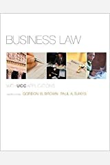 Business Law with UCC Applications Student Edition 12th (twelve) edition Hardcover
