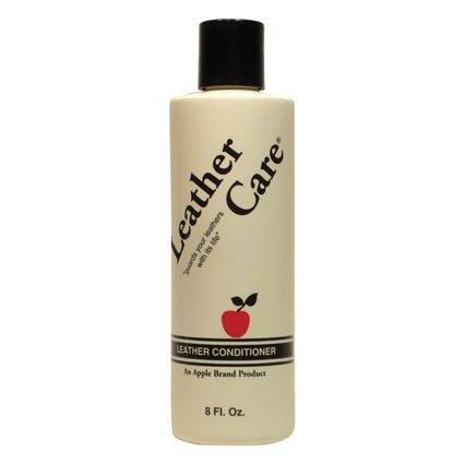 Apple Leather Care Leather Conditioner 8oz Bottle (Apple Leather Cleaner)