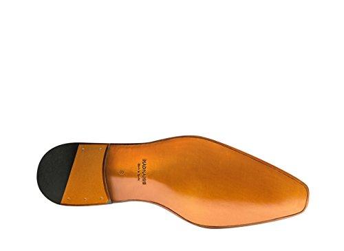 Chaussures En Cuir À Lacets Magnanni Arrio En Cuir Pour Hommes