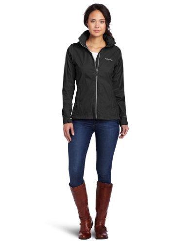 Columbia Women's Switchback II Jacket, Black, M (2 Pack) by Columbia