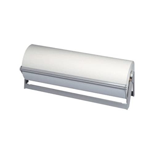 """Top Aviditi NP3090 100 Percent Recycled Paper Newsprint Roll, 1750' Length x 30"""" Width, White for cheap"""