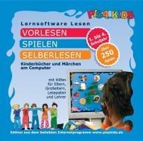 Vorlesen - Spielen - Selberlesen: Kinderbücher und Märchen am Computer