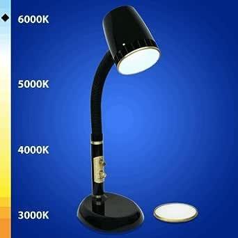 Varilum 30w Black Desk Lamp Black Amazon Com