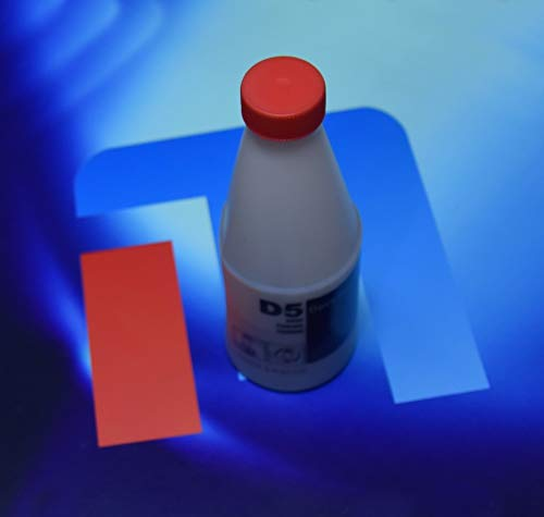 Yoton compatible D5 black Developer for OCE D5 TDS400 450 TDS600 320 300 9600 1650G per bottle by Yoton (Image #1)