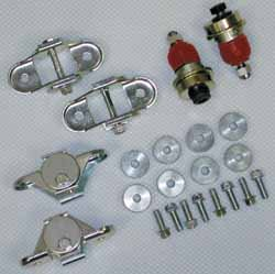 Specialty Products Company 60075 3.0 Drop Kit for Mitsubishi with Ball Joints 1994-1998