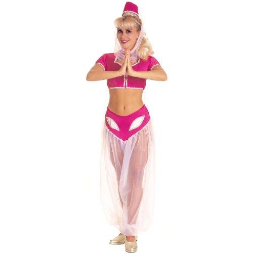 I Dream of Jeannie Costume - Standard - Dress Size (I Dream Of Jeannie Adult Costume)
