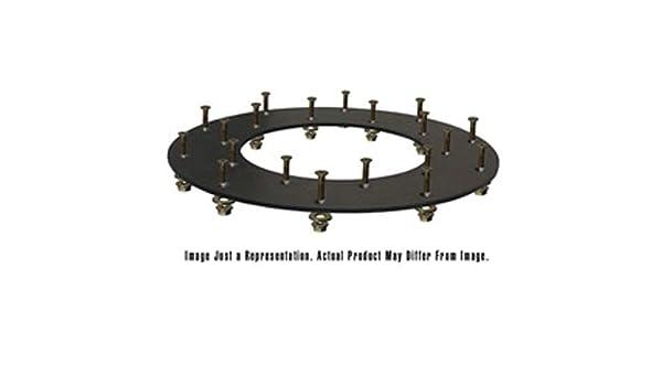 21 Fidanza Performance 229101 Flywheel Friction Kit OD 9.1 ID 5.75 BP 9 9//Fasteners Incl