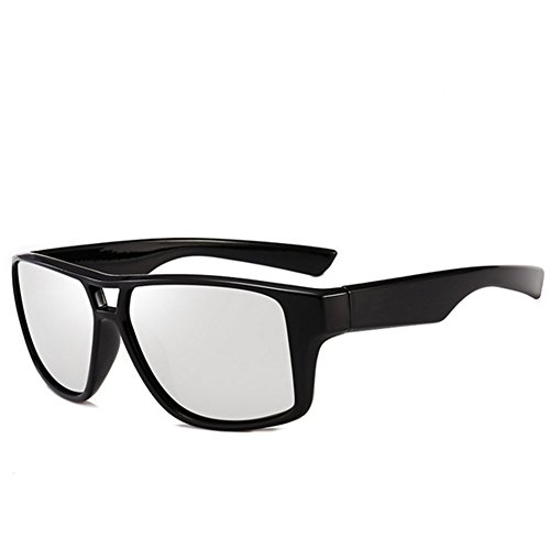 de D soleil polarisées Cadre hommes lunettes rectangulaire Lunettes de Verres zaTEqwx6Sy