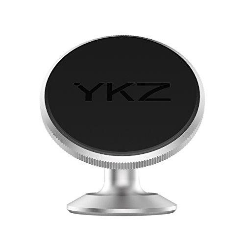YKZ Car Phone Holder, Universal Magnetic Car Mount - For any