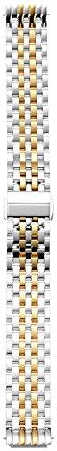 Michele Watches Women's 16mm 'Deco II' Stainless Steel Wa...