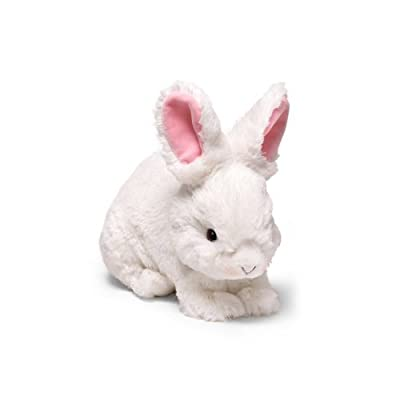 """GUND Wispers Natural Bunny 10"""": Toys & Games"""