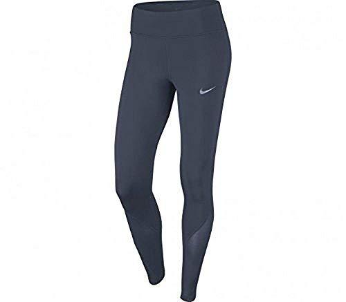 Nike Womens PWR EPIC LX TGHT MESH, THUNDER BLUE, M by Nike