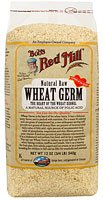 Bob's Red Mill Wheat Germ Natural Raw Grain - 12 oz (2 PACK)