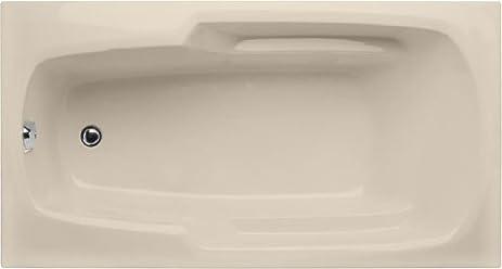 Designer 54u0026quot; X 30u0026quot; Solo Bathtub Finish: Almond