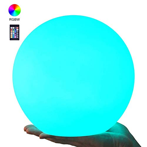Outdoor Solar Color Changing Led Floating Lights Ball in US - 6