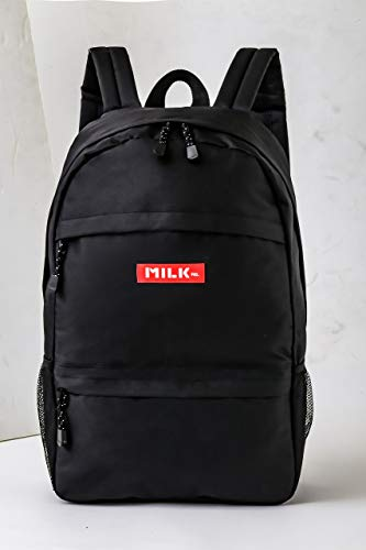 MILKFED. BACKPACK BOOK RED 付録画像