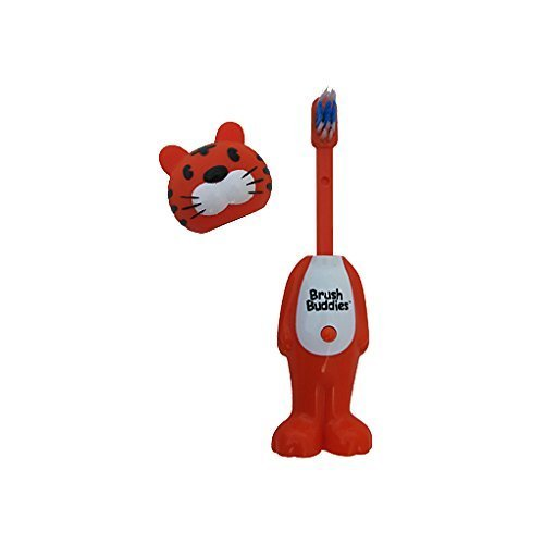 Brush Buddies Manual Poppin Toothy Toby Toothbrush by BrushBuddies