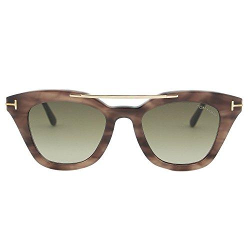 bunt Ford FT0575 Sonnenbrille Tom havanna x0ag1wnqI