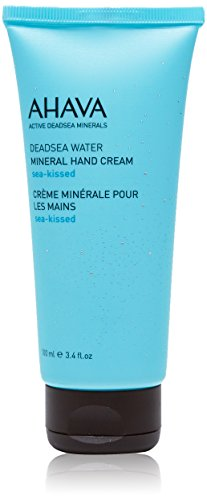 Lotion Ahava Body Mineral (AHAVA Mineral Hand Cream, Sea-Kissed, 3.4 fl. oz.)