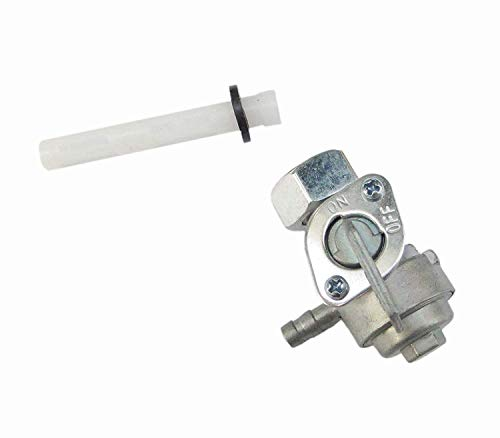 Fuel Switch Shut-Off Valve Petcock Parts Replacement Fits for DuroMax XP10000E, 8000 Running Watts / 10000 Starting Watts, Gas Powered Portable Generator