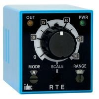 IDEC RTE-P2D12 ELECTROMECHANICAL MULTIFUNCTION TIMER