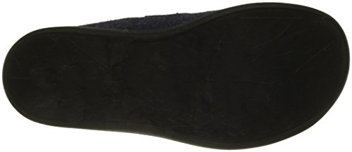 Femme ocean Gomera 531 Noir Bleu Romika 531 03 Pantoufles kombi wnfYqYtT