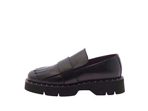 Negro bajo 86q6 Frau Zapato Mujer 4UTBx