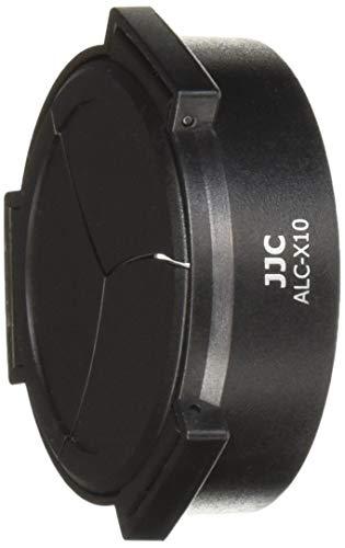JJC ALC-X10 ALC-X10 Self-Retaining Auto Open Close Auto Lens Cap For FUJIFILM FINEPIX X10 (Black) by JJC