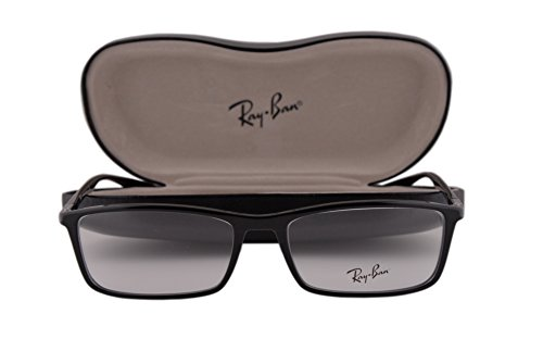 Ray Ban RX7048F Eyeglasses 56-17-145 Black 5206 RX - Eye Cat Ban Ray Wayfarer