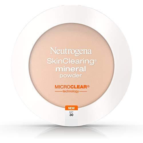 Neutrogena SkinClearing Mineral Powder, Buff 30
