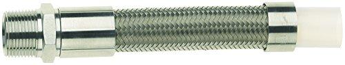 - Dixon WTB-T20Z DBL Braid White Heavy Wall True ID Smooth Bore, Non-Conductive, 1-1/4 ID, PTFE