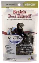 Ark Naturals Company Brain's Best Friend Grey Muzzle
