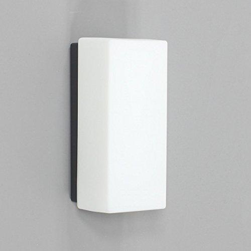 BEGA 4661 - Wandleuchte AGL, Lichtbaustein® 75W